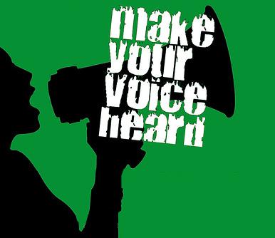 make-your-voice-heard - DoingItLocal