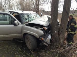 Fairfield crash
