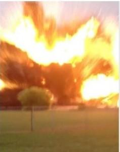 Texas Explosion