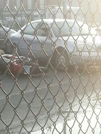 Motorcylcist hit