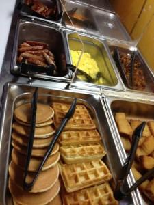Breakfast bufett 3