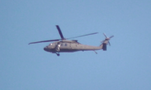 140315 Milford search helicopter