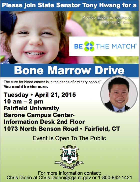 Bone Marrow Drive 1