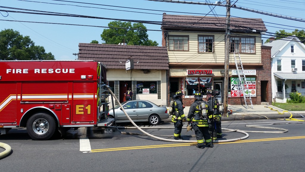 Stratford News: Structure Fire - DoingItLocal