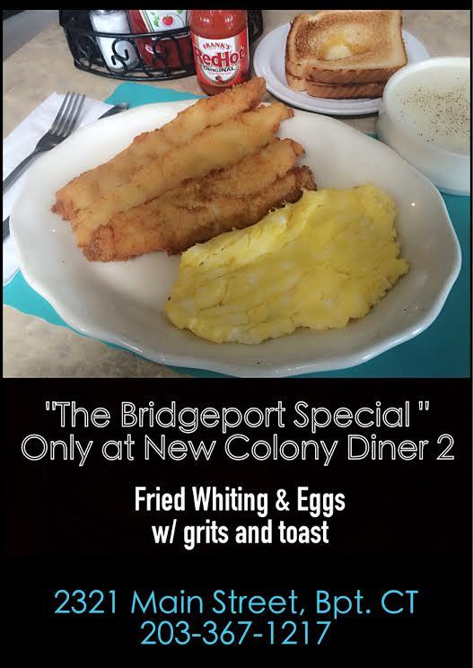 Fried Whiting n Eggs