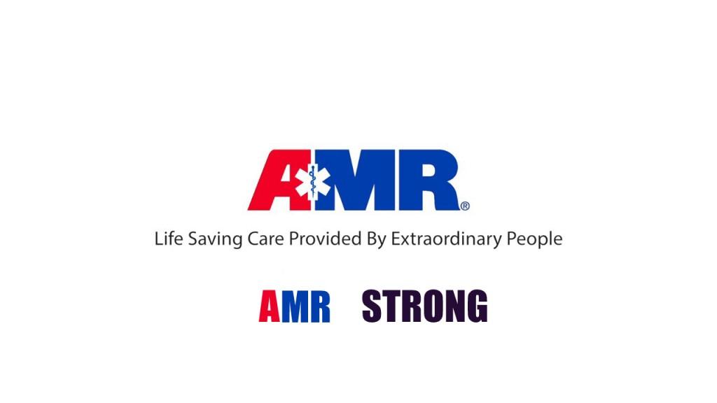 AMR Strong