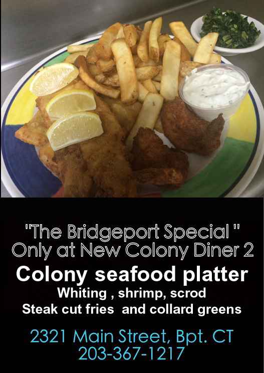 Colony Seafood Platter