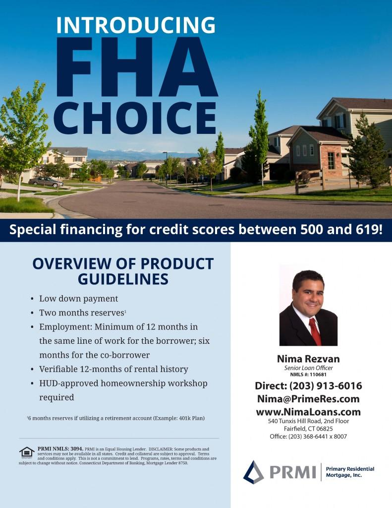 FHA-Choice