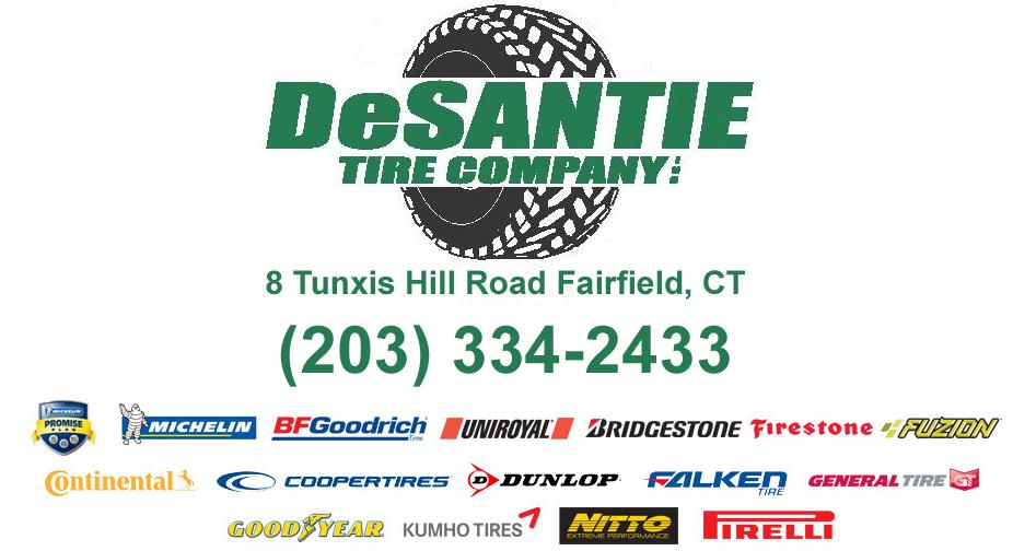 Desantie Tires Ad 1