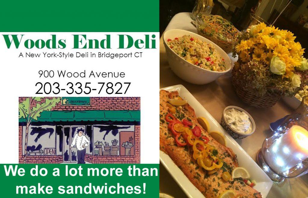 We do a lot more than I make sandwiches!