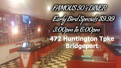 early bird specials copy
