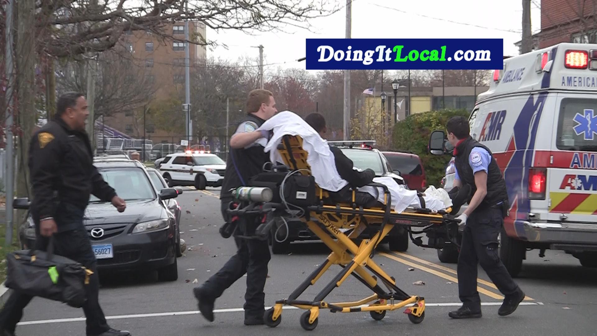 Bridgeport News: 15 Year Old Shot