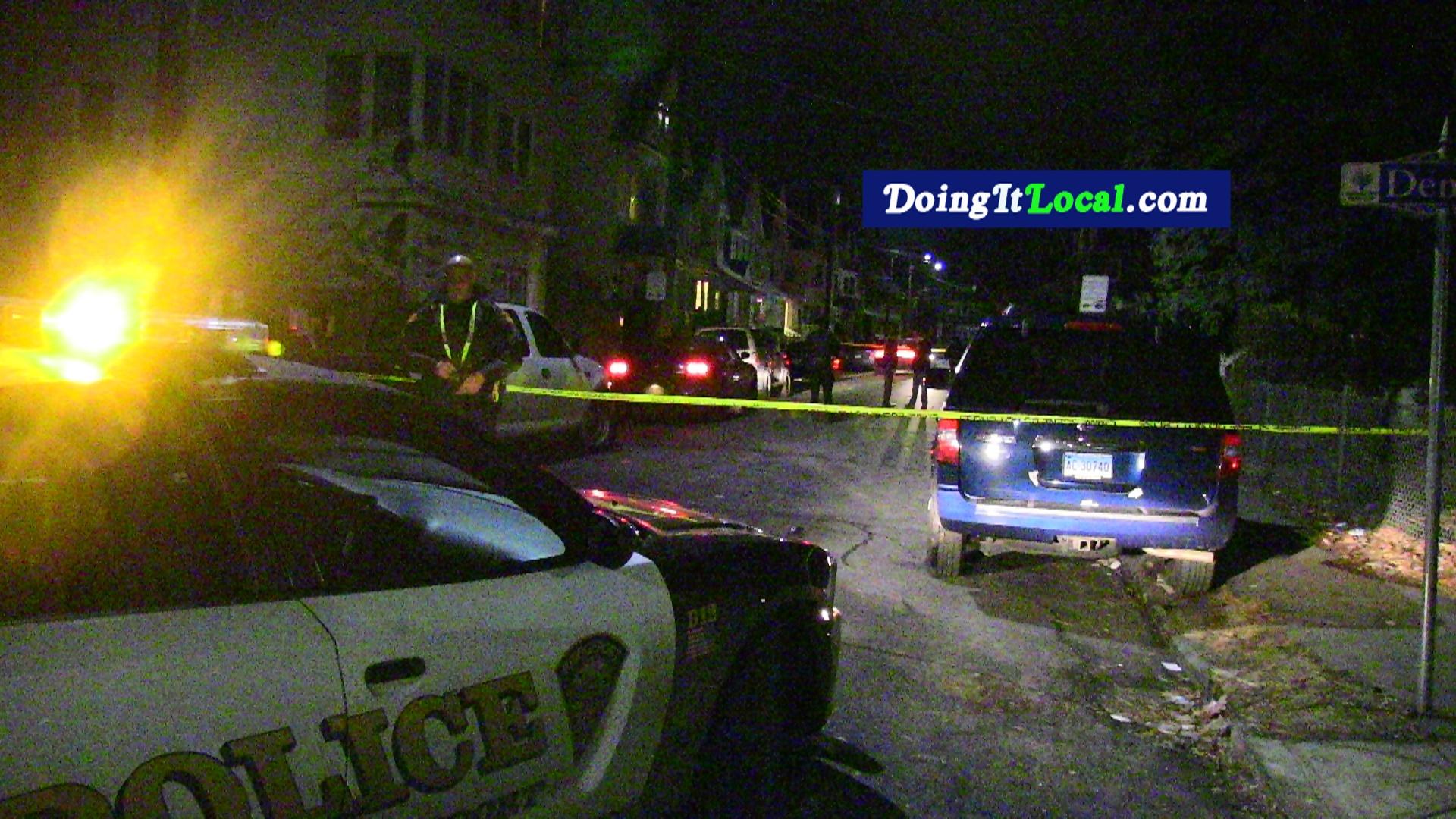 Bridgeport News: 16 Year Old Shot