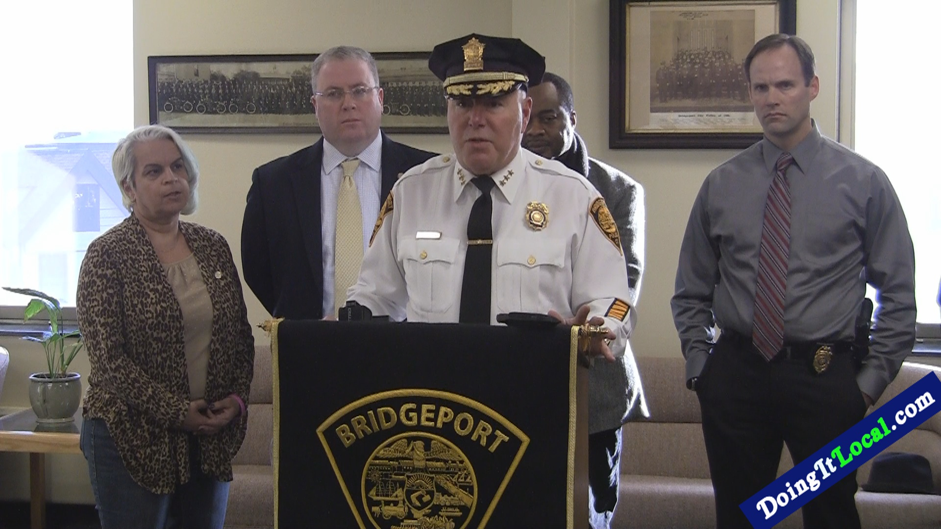 Bridgeport News: 2 Youths Arrested In Sweet 16 Shooting