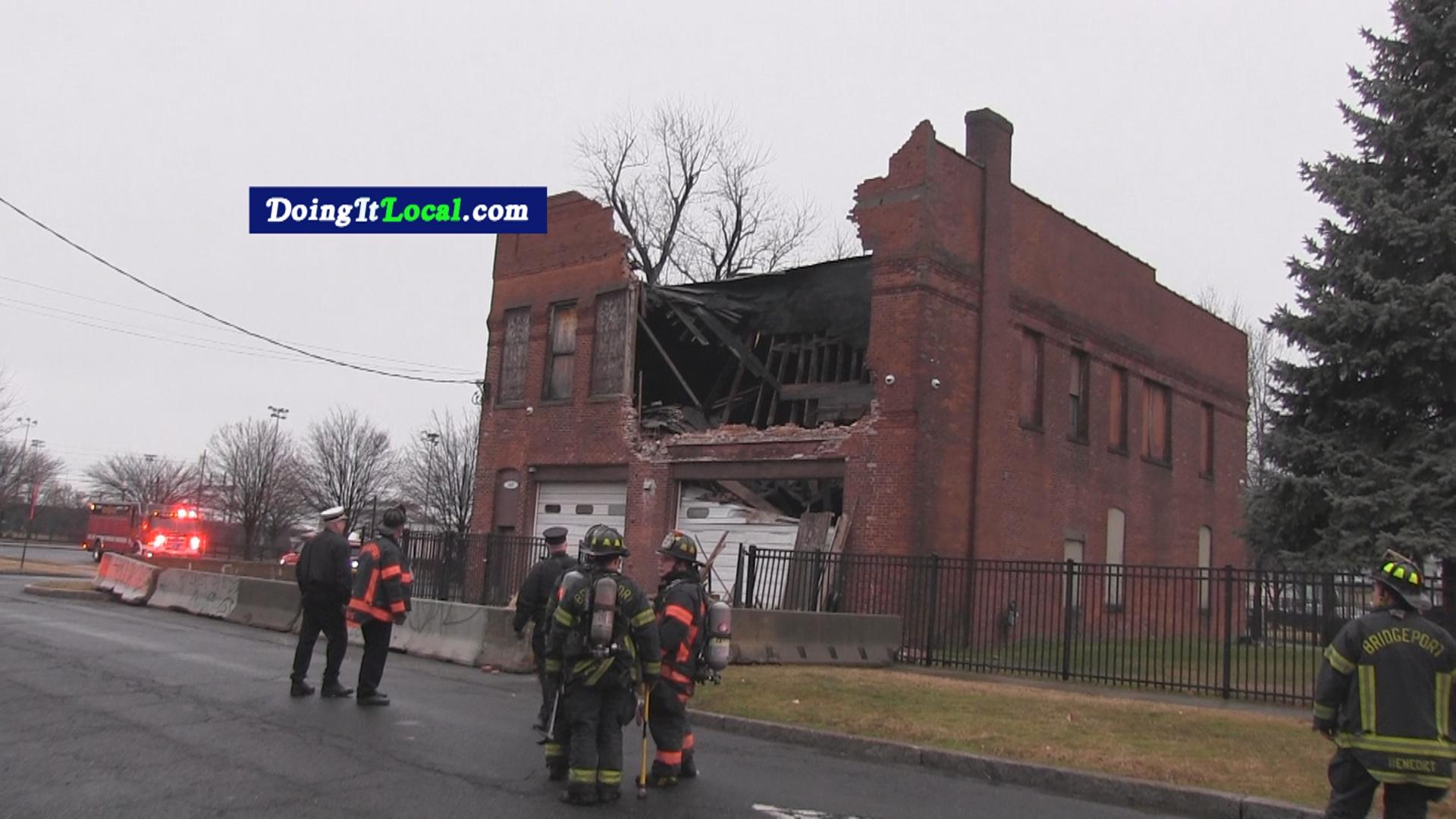 Bridgeport News: Building Collapse