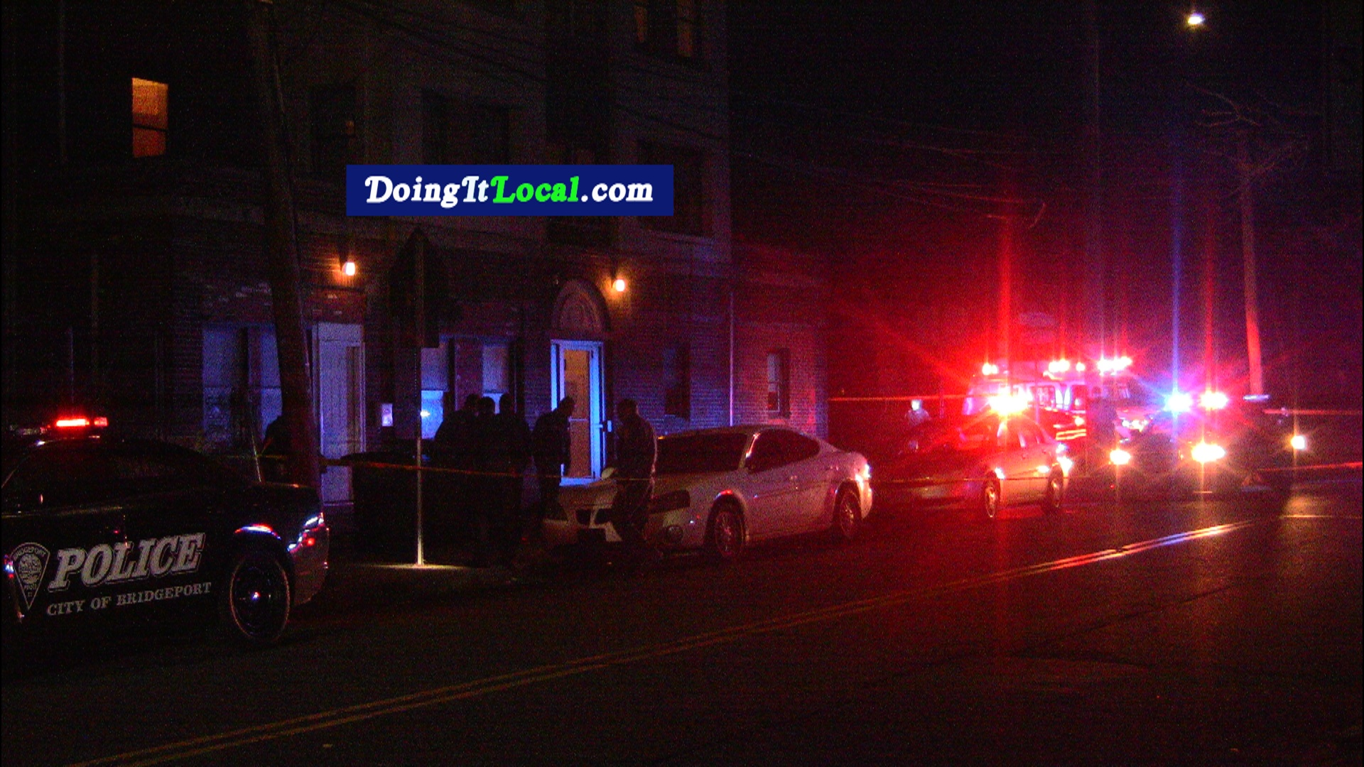 Bridgeport News: Man Shot