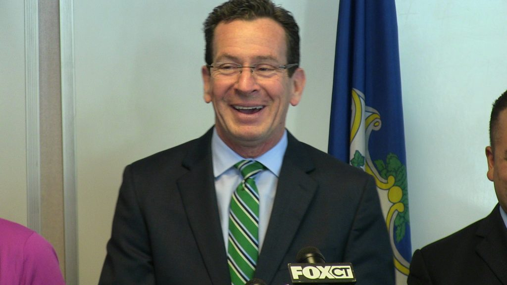 Governor Malloy Won't Seek Third Term