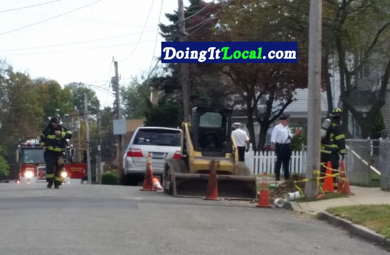 Bridgeport News: Gas Line Hit - DoingItLocal