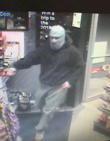 Fairfield News: Tonight's Gas Station Robbery - DoingItLocal