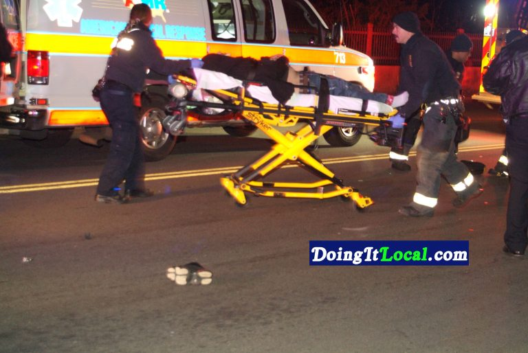 Bridgeport News: Another Pedestrian Hit By Driver Who Flees