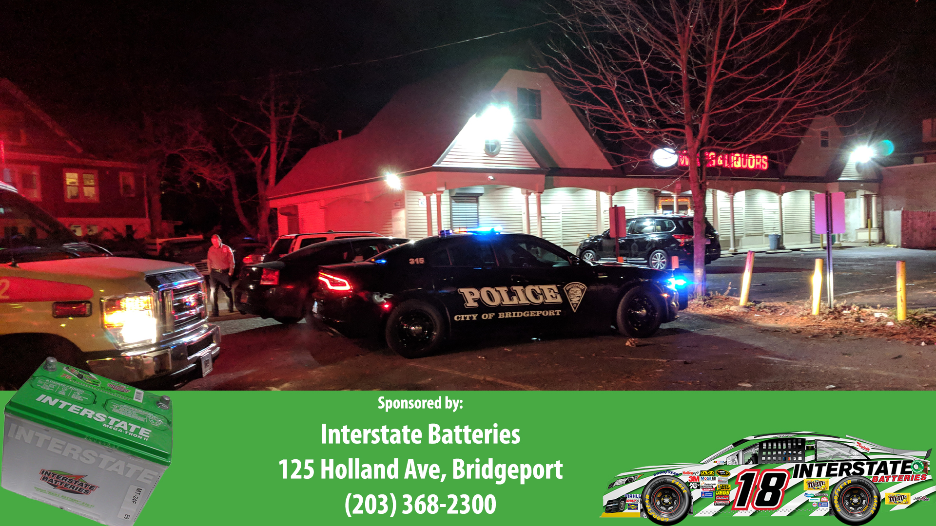 Bridgeport News: Package Store Robbed At Gunpoint - DoingItLocal