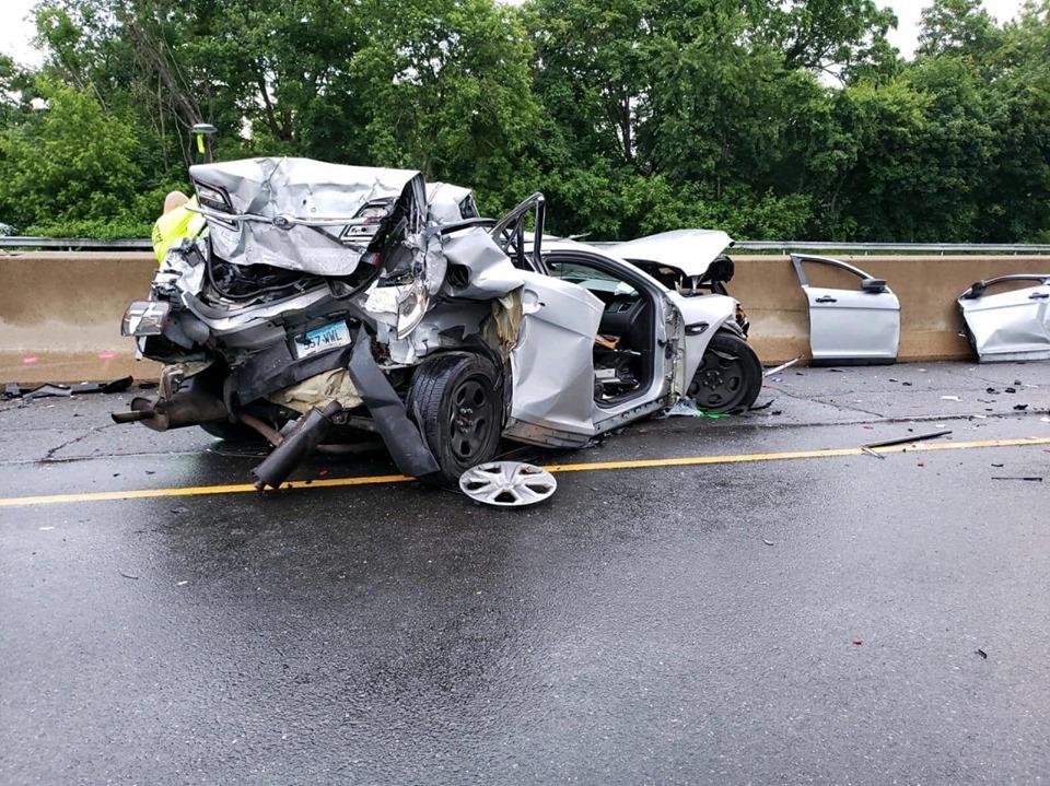 I-95 Crash Involving State Trooper - DoingItLocal
