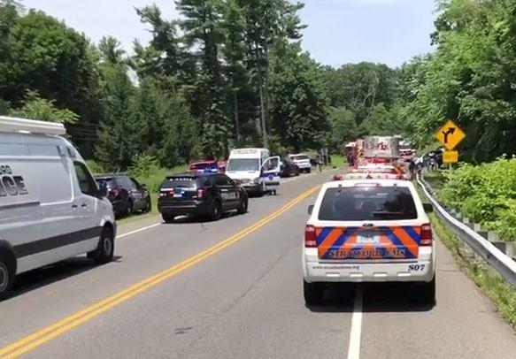 Stratford News: Crash Injures 15 Including 7 Children