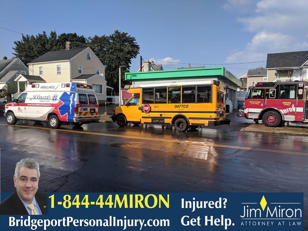 Bridgeport News: School Bus Accident - DoingItLocal