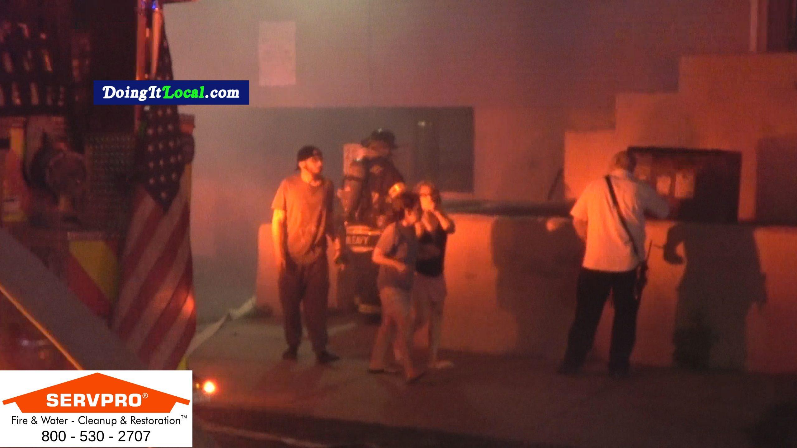 Bridgeport News: Overnight Fire Tragedy Averted